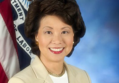 Guest Post: Elaine Chao Joins Trump's Cabinet as Secretary of Transportation
