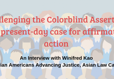 Challenging the colorblind assertion: The present-day case for affirmative action